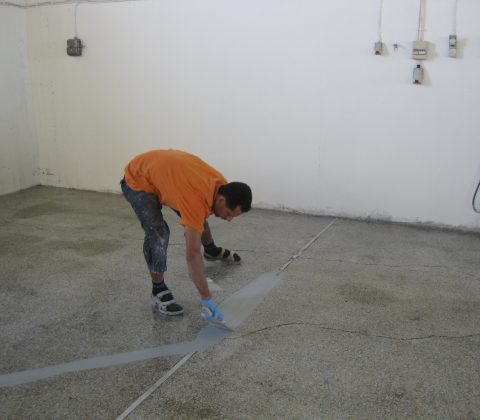 concrete sealing agent